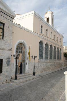 Koimisi Syros Syros Greece, Greek Islands, Explore, World, Places, Travel, Vintage, Greece, The World