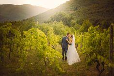 Matrimonio Valle di Badia stupenda location presso Buti - Pisa Toscana  www.collephoto.com