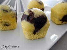 Dey cuisine: Minis savanes en Multidélices spongieux petite dose la moitié du pot
