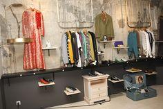 A shop design ir Riga