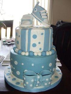 baby shower cakes for girls baby shower gabi y filippo pinterest