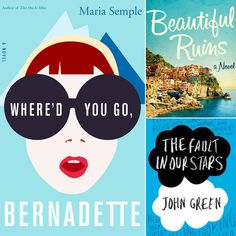This Summer, use your downtime to dive into all the books that will soon be adapted for the big screen. Breezy beach reads, irresistible young-adult books, action-packed thrillers — there's a wide variety of books heading to Hollywood, so be sure to take a look before the movies are made. See some of the most popular reads with upcoming film adaptations, plus who's been cast in the starring roles.