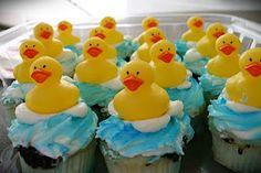 Rubber Ducks cupcakes
