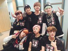 Love them ♡ #bts