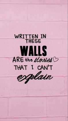 Pink Wall One Direction Story of my lifePintrest @clarinRiya