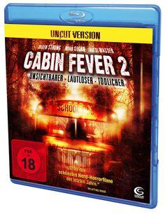 Cabin Fever 2 : Spring Fever (Blu-ray): Amazon.co.uk: Rider Strong, Noah Segan, Ti West: DVD & Blu-ray