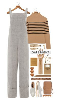 """""""Jumpsuit."""" by s-elle ❤ liked on Polyvore featuring PERIGOT, Topshop Unique, zinda, Faber-Castell, HAY, Wes Gordon, Jayson Home, Home Decorators Collection, Dogeared and S'well"""