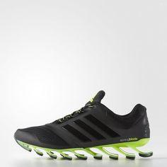 Zapatillas para correr springblade drive 2 w - Black adidas Adidas Running Shoes, Adidas Shoes Women, Men S Shoes, Adidas Sneakers, Shoes Sneakers, Running Accessories, Running Watch, Minimalist Shoes, Black Adidas