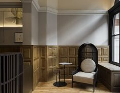 ST JAMES RECEPTION   An extraordinary idea for stylish houses. Visit our blog for more inspiration.   #StaffanTollgard #designinspiration #modernchairsideas #moderndesign #chairdesign #interiordesign #designhouse #curateddesign #furnituredesign