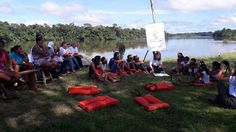Sou + Apuí: PROJETO LEVA LIVROS A COMUNIDADES RIBEIRINHAS
