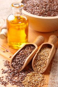 I am thankful everyday for discovering this a few years ago: Flaxseed Oil Benefits for Woyearmen