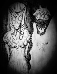 Kindred,League of Legends by Brunons on DeviantArt