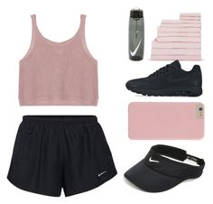 """""""Lets go out"""" by mady1997 ❤ liked on Polyvore featuring NIKE"""