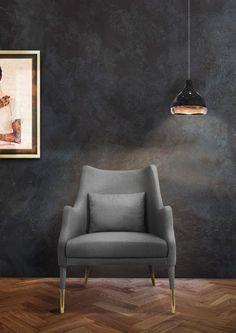 Scegli il rivestimento della poltrona Carver che meglio si abbina al tuo salotto. #DelightFULL #EssentialHome #interiordesign #homedecor #decorazioni #interni #illuminazione #arredamento #ideearredamento #ideecasa #designmoderno #anni50 #anni60 #midcentury #luxurybrand #designlovers #design #decor #architettura #poltrona #armchair #salotto #livingroom