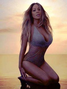 Mariah Carey Can Walk On Water