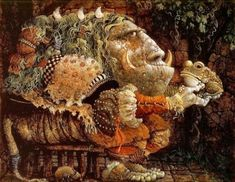 Surrealism and Visionary art: James C. Christensen