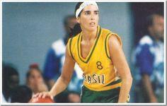 Paula estrela do basquete feminino
