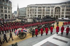 The Funeral of Lady Margaret Thatcher by Defence Images, via Flickr