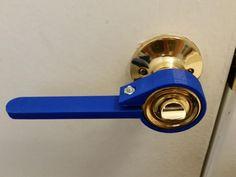 Doorknob+Levers+by+tbirdrv.