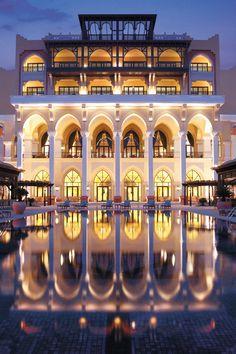 Shangri-La Qaryat Al Beri, Between the Bridges, Abu Dhabi
