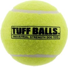 Petsport Large Tuff Ball 4Inch ** To view further for this item, visit the image link. (Note:Amazon affiliate link)