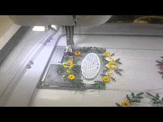 Pfaff Nakış Makinasında Tül işleme Make It Yourself, Youtube, Youtubers, Youtube Movies