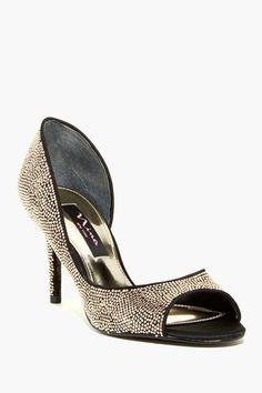 Nina Shoes Federic Rhinestone Pump