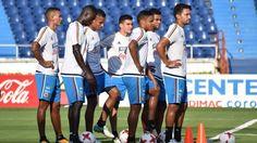 FOTOS: La Selección Colombia se prepara para recibir a Brasil