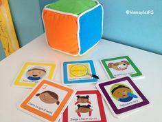 El Roll & PLay, un juego para niños desde los 18 meses con el que aprenderán. #juegos #aprendizaje
