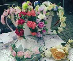 See what Accessories Maria (HMWithStyle) found on We Heart It, your everyday app to get lost in what you love. Handmade Accessories, Floral Wreath, Lost, Crown, Wreaths, App, Facebook, Flowers, Decor