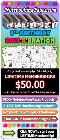 50% Off LIFETIME Memberships to NotebookingPages.com – 5 days only!