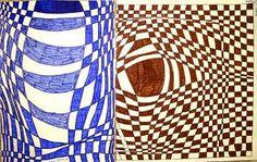 Vasarely Op-Art