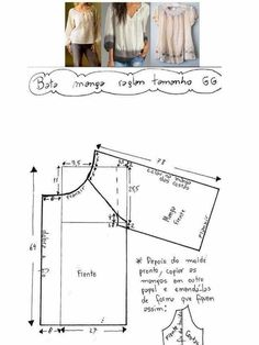 Best 12 Image gallery – Page 119697302574978059 – Artofit – SkillOfKing. Dress Making Patterns, Easy Sewing Patterns, Make Your Own Clothes, Diy Clothes, Blouse Patterns, Clothing Patterns, Sewing Collars, Sewing Blouses, Quick Crochet