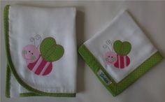 Fralda de Banho: <br>Confeccionada em tecido fralda com 04 camadas para…