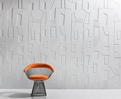 Modernity and charm play together in our #LUCIENNE #IconicPanel #BNIndustries #WallPanels