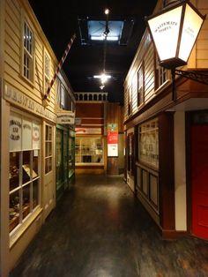 Centennial Street, Auckland Museum. Earmarked for closure September 2015