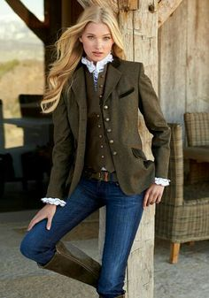 K2 said: Beautiful Equestrian Style