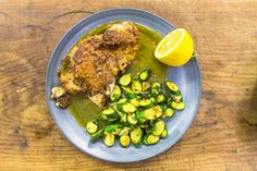 This Mozzarella Stuffed Chicken with Herby Lemon Courgettes is really easy to make and is deliciously moreish. A great family friendly meal! Cooking Recipes, Healthy Recipes, Healthy Food, Yummy Food, Mozzarella Chicken, Winner Winner Chicken Dinner, James Martin, Recipe Today, Stuffed Chicken