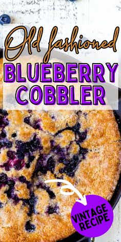 Blueberry Cobbler Recipes, Lemon Blueberry Muffins, Side Recipes, Easy Recipes, 4th Of July Food Sides, Canned Blueberries, Berry Berry, Blackberries, Quick Easy Meals