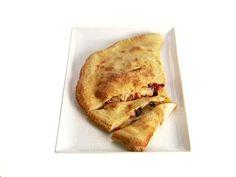 Italian  Antipasto Calzone Recipe : Giada De Laurentiis :