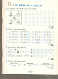Albumarchívum Bullet Journal, Album, Education, Math, Signs, School, Archive, Erika, Crafts