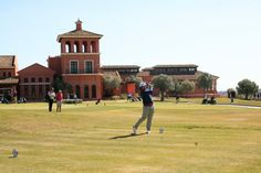 Mads Soegaad (Denmark), Ugo Coussaud (France) and Marcus Kinhult (Sweden) lead the first day of the Spanish International #Amateur Open Copa SM El Rey at La Reserva Golf Club, #Sotogrande (#CostaDelSol, Spain) #golf https://www.facebook.com/joinsotoluxury