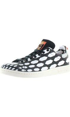 Adidas Originals Men's Stan Smith Tennis Sneakers Shoes Blk Size 12 Best Price