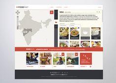 Másters y postgrados - Web y medios digitales: FoodMap / Autor: Flor Giordano, Lola Pérez + Matilde Rosero / Escuela: Elisava | Nº 288 http://matilderosero.com/foodmap/