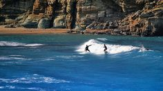 Surfing at Tinos Island by Dimitris Kozadinos on Exotic Beaches, Cyprus, Greece, Surfing, Waves, Island, Activities, Channel, Outdoor