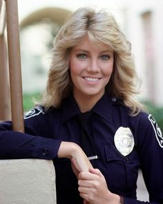 Why I watched TJ Hooker ... for the hair styles!!!
