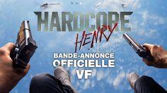 HARDCORE HENRY: Le film qui peut vraiment réconcilier le cinéma avec le jeu vidéo!