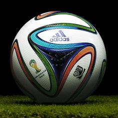 Brazuca FIFA world cup official soccer ball