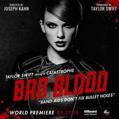 Taylor Swift's Cats And Cara Delevingne Join The 'Bad Blood Cast' -- Who's Next? - MTV