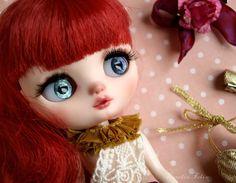 Nell. Custom ooak Middie Blythe doll special room by KarolinFelix, €700.00